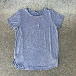 Club Monaco Grey Casual Short Sleeve T Shirt M